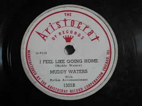 Muddy Waters - I Feel Like Going Home