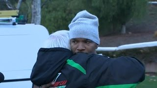 Jamie Foxx Rescues Driver From Burning Truck