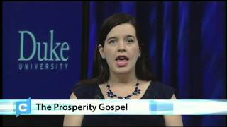 History of the prosperity gospel | Kate Bowler | Context with Lorna Dueck