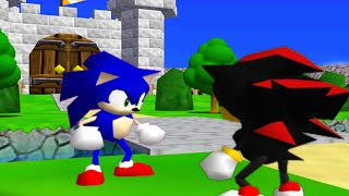 Hey Sonic, how's your girlfriend?
