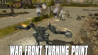 War Front: Turning Point - Alternate History WW2 Game!