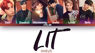 All rights administered by rbw entertainment. • oneus (원어스) lit (가자) mini álbum: fly with us lanzamiento: 2019.09.30 bias: hwanwoong, keonhee y xion....