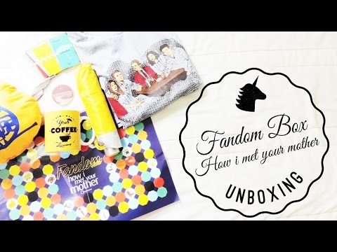 Unboxing Box Set How I Met Your Mother