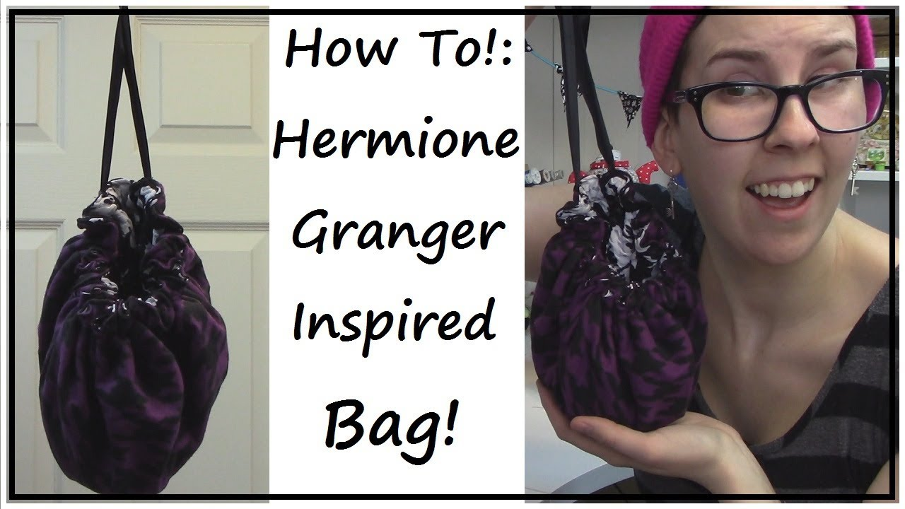 Hermione Granger BagSewing BagSewing Hermione Granger Nerd yYb6fgv7