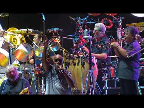 Phil Collins - Sussudio  2018 Maracanã HD The Legendary Live Rio de Janeiro Brasil SELUSAVA