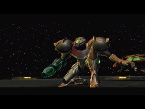 Let's Play Metroid Prime (Blind): Episode 1 - Enter the Female Bounty Hunter