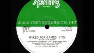 C Brand - Wired For Games