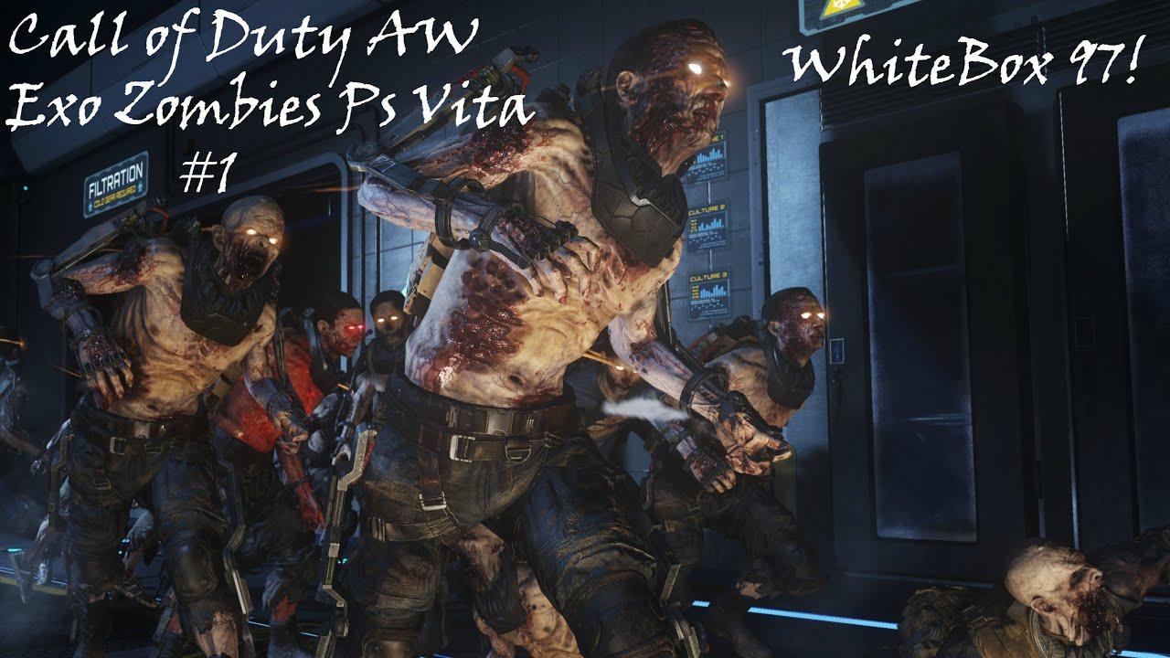 Ps Vita Cod Zombies: Call Of Duty AW Exo Zombies En Ps Vita Enlace Ps4-Ps Vita