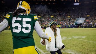 Greenbay Packers Hype Video! || lil Wayne Green and yellow (new song ) ||