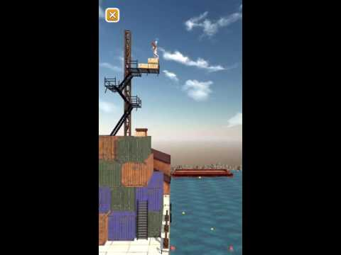 Flip Diving: JUMP GLITCH UNLIMITED JUMPS...