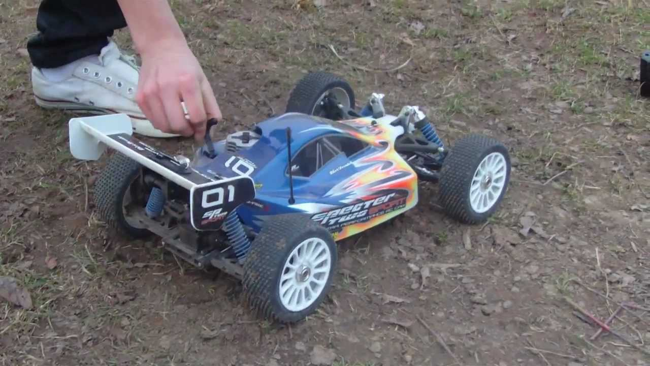 rc car carson specter two 1 8 buggy hd youtube. Black Bedroom Furniture Sets. Home Design Ideas