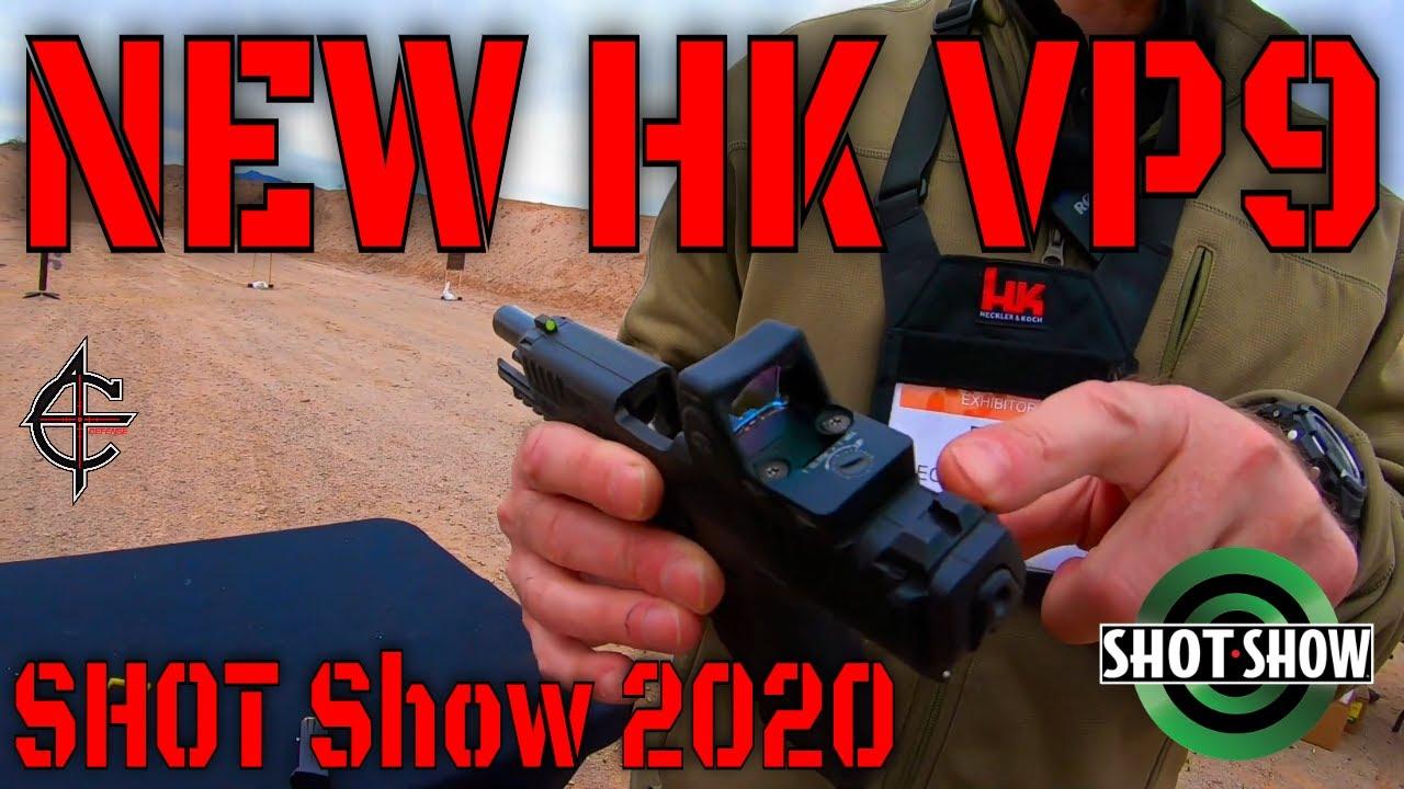 HK VP9 SHOT Show 2020