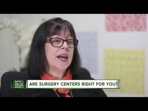 Are surgery centers a good choice for you?