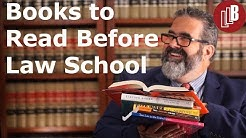 Books to Read Before Law School