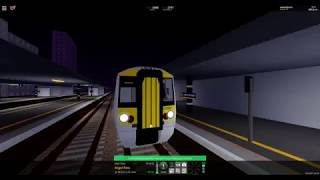 Roblox: SCR Route Learning - Stepford Central to Leighton Stepford Road Full Route