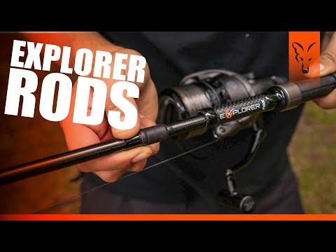 ***Fox Carp Fishing Italy*** Explorer Rod