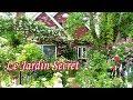 Le Jardin Secret.  Ms.Mariko Gonda's Residence.   ル・ジャルダン・サクレ#4K #権田邸