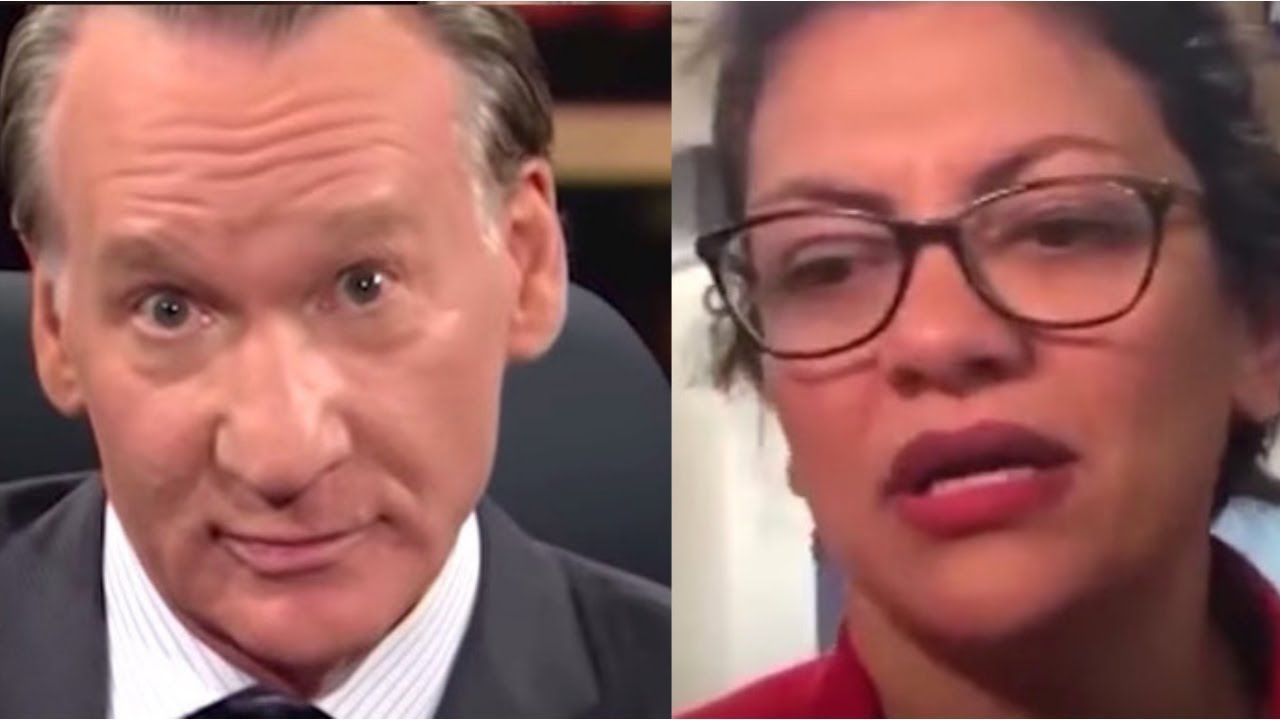 Dr. Steve Turley DEM DISARRAY: Tlaib Calls For BOYCOTT of Bill Maher Show!!!