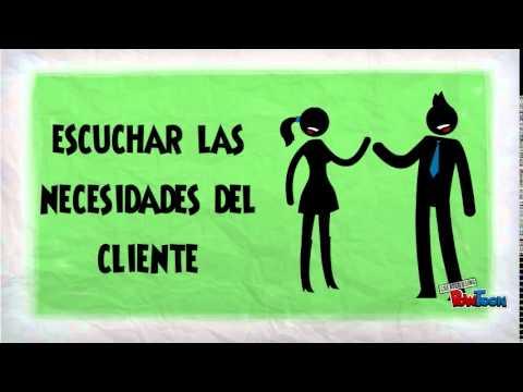 Protocolo de atenci n al cliente cara a cara youtube for Atencion al cliente