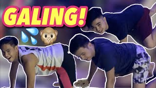 WAP CHALLENGE WITH CAPUNO BROTHERS | GLESTER, JEROME AND JAPET LEO CAPUNO