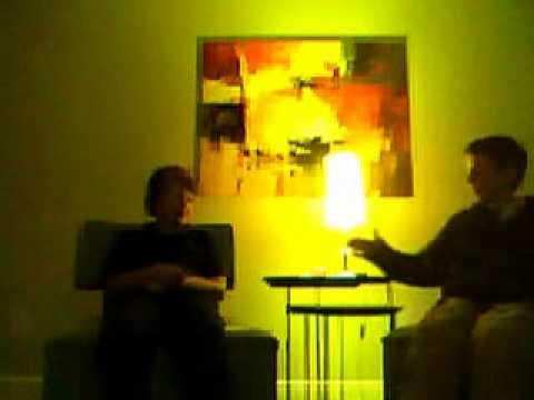 interviewing Sam Rappoport