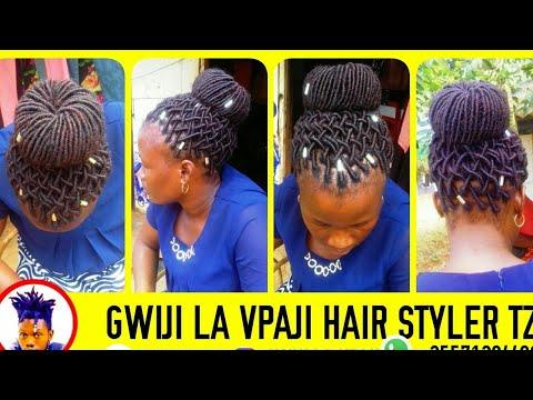 Jifunze Kusuka Afro Kink Njia Moja Na Kubana Style Na Gwiji La Vpaji Whatsapp 255712644008 Youtube