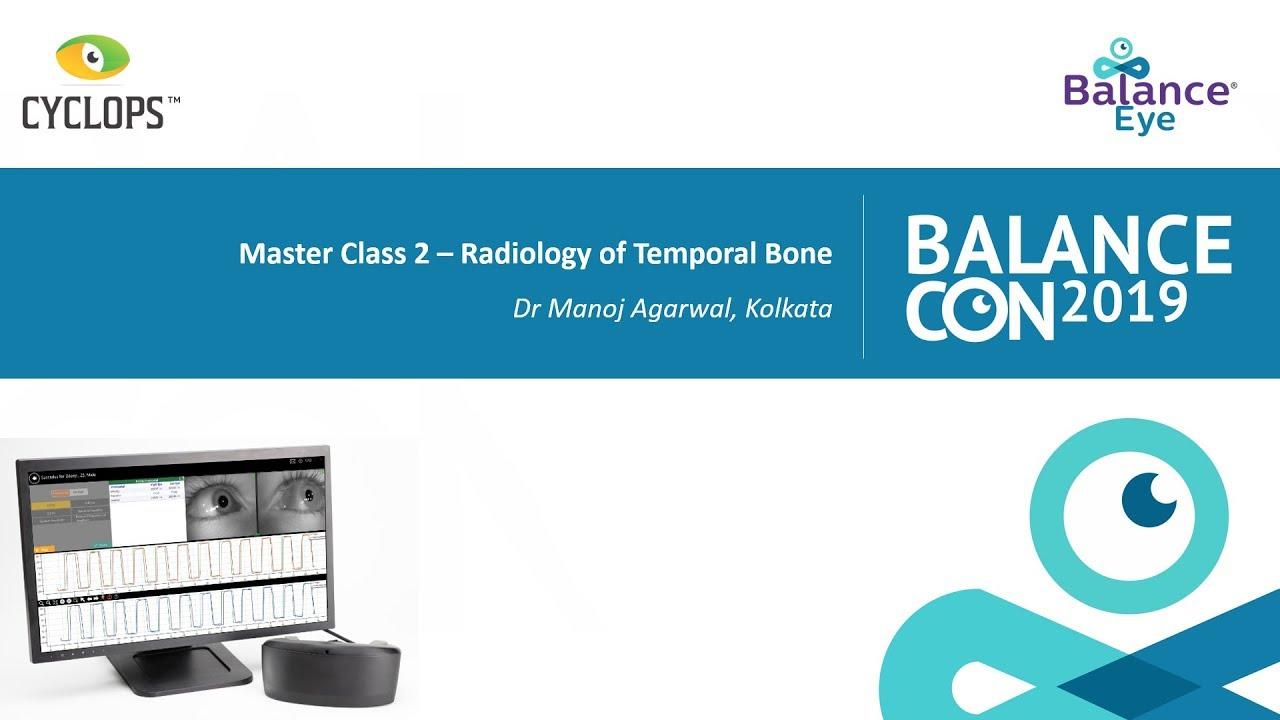 Radiology of Temporal Bone – Master Class Part 2 #MedicalRadiology