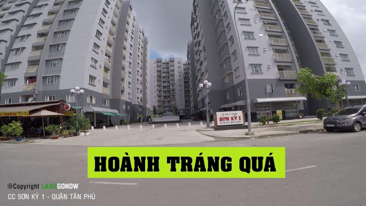 Chung cư Sơn Kỳ 1, CN13, KCN Tân Bình, Sơn Kỳ, Quận Tân Phú – Land Go Now ✔