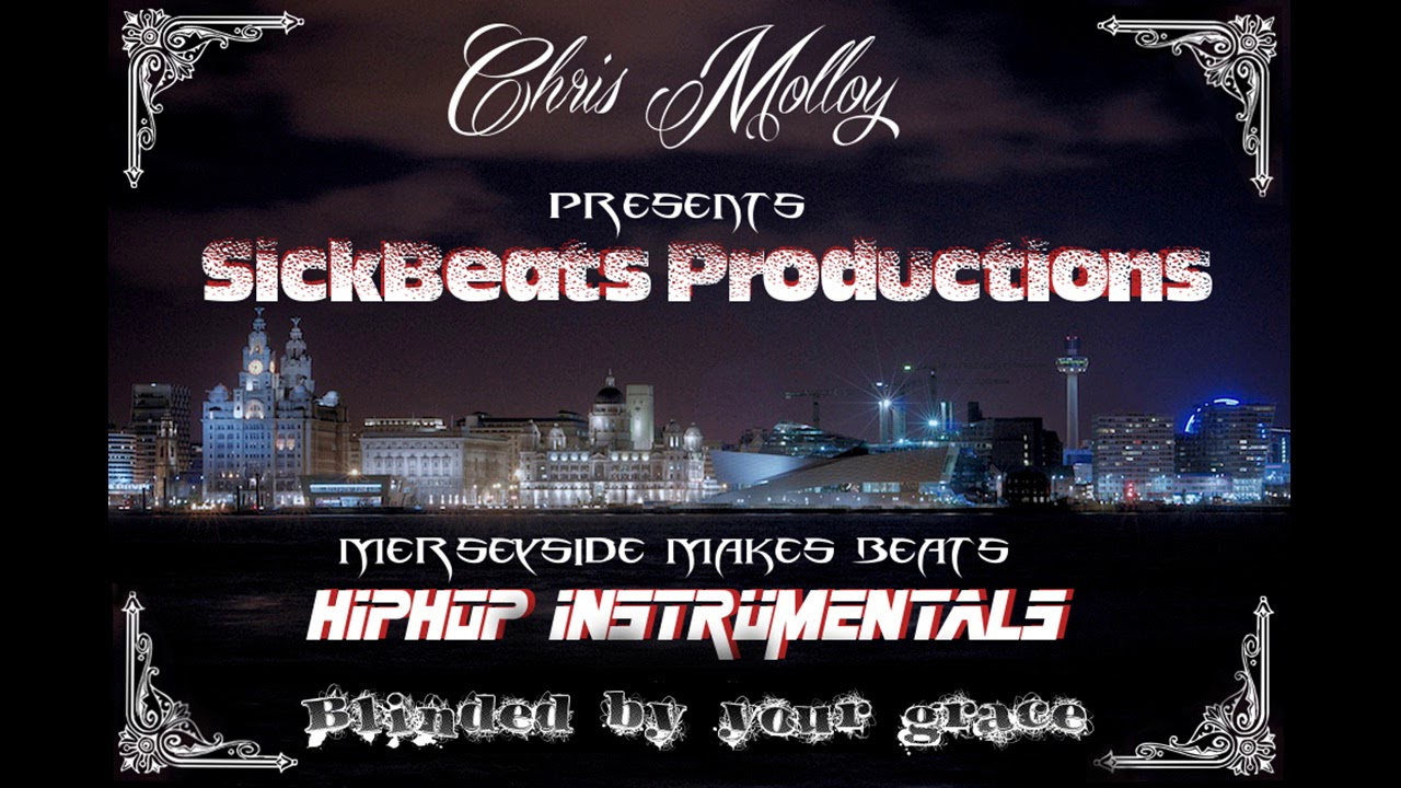 Download Blinded by your grace - HipHop Instrumental w/hook.