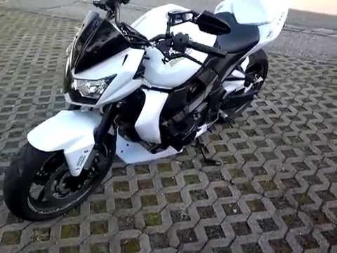 kawasaki z750 2010 youtube. Black Bedroom Furniture Sets. Home Design Ideas