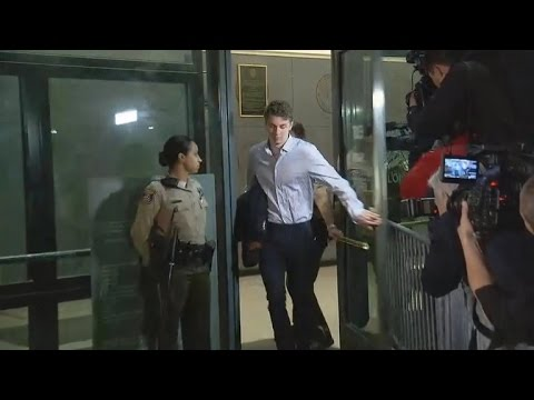 Ex-Stanford Student Brock Turner Leaves Jail After 3 Months for Sexual Assault