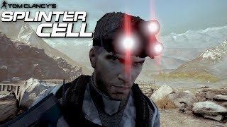 Splinter Cell Blacklist: Stealth Perfectionist Panther