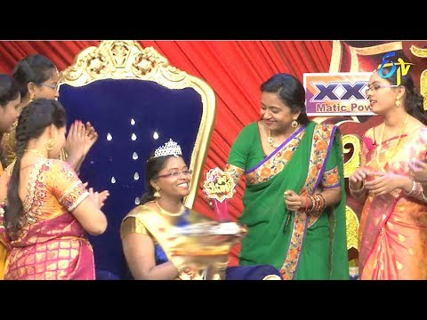Star Mahila | 2nd June 2018 | Full Episode | ETV Telugu