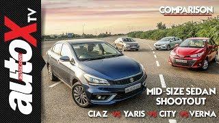 Mid-Size Sedan Shootout | Comparison | autoX