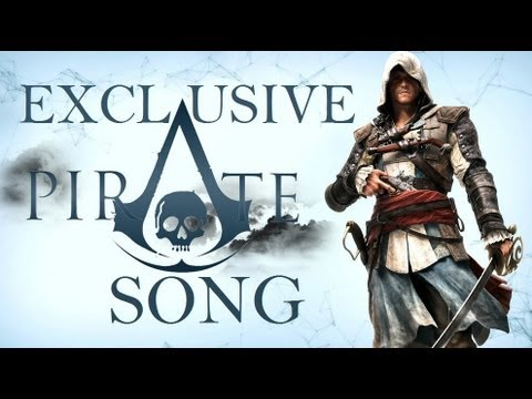 "Assassin's Creed 4 Black Flag - Official Pirate Song ""Leave Her Johnny Shanty"" [HQ]"