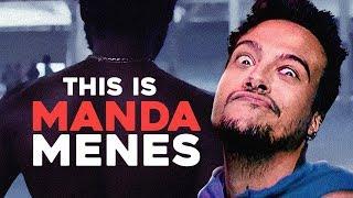 """Os MELHORES MEMES de """"THIS IS AMERICA"""" - MANDA MENES #30"""