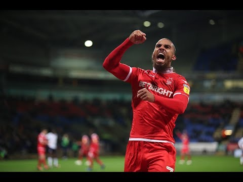 Highlights: Bolton 0-3 Forest (24.10.18.)