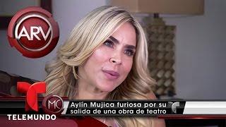 Aylín Mújica ya no está en