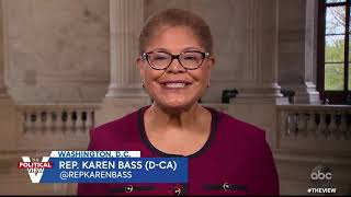 Rep. Karen Bass On George Floyd Justice In Policing Act | The View