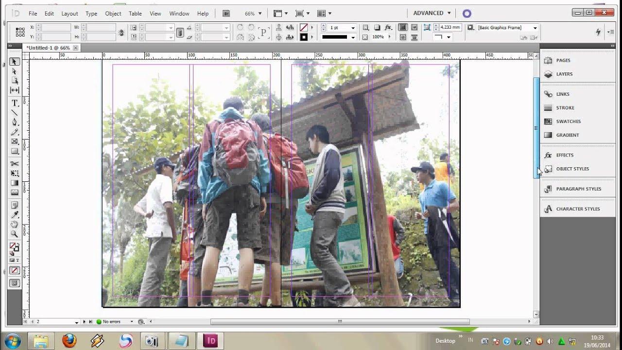 Membuat Design Majalah Menggunakan Adobe Indesign Cs5
