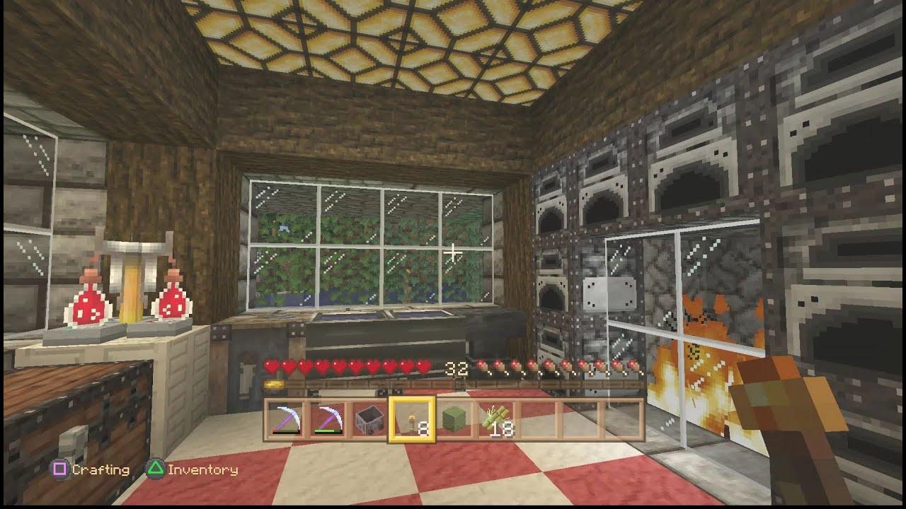Minecraft Kitchen Designs Kitchen Design Tips Free