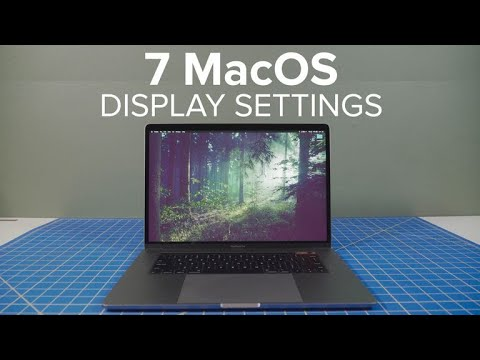 7 MacOS settings that help you see the display better (CNET How To)