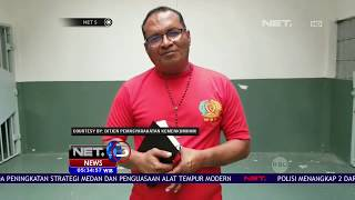 Kemenkumham Rilis Video Kondisi Terkini Narapidana Kasus Pembunuhan John Kei   NET5