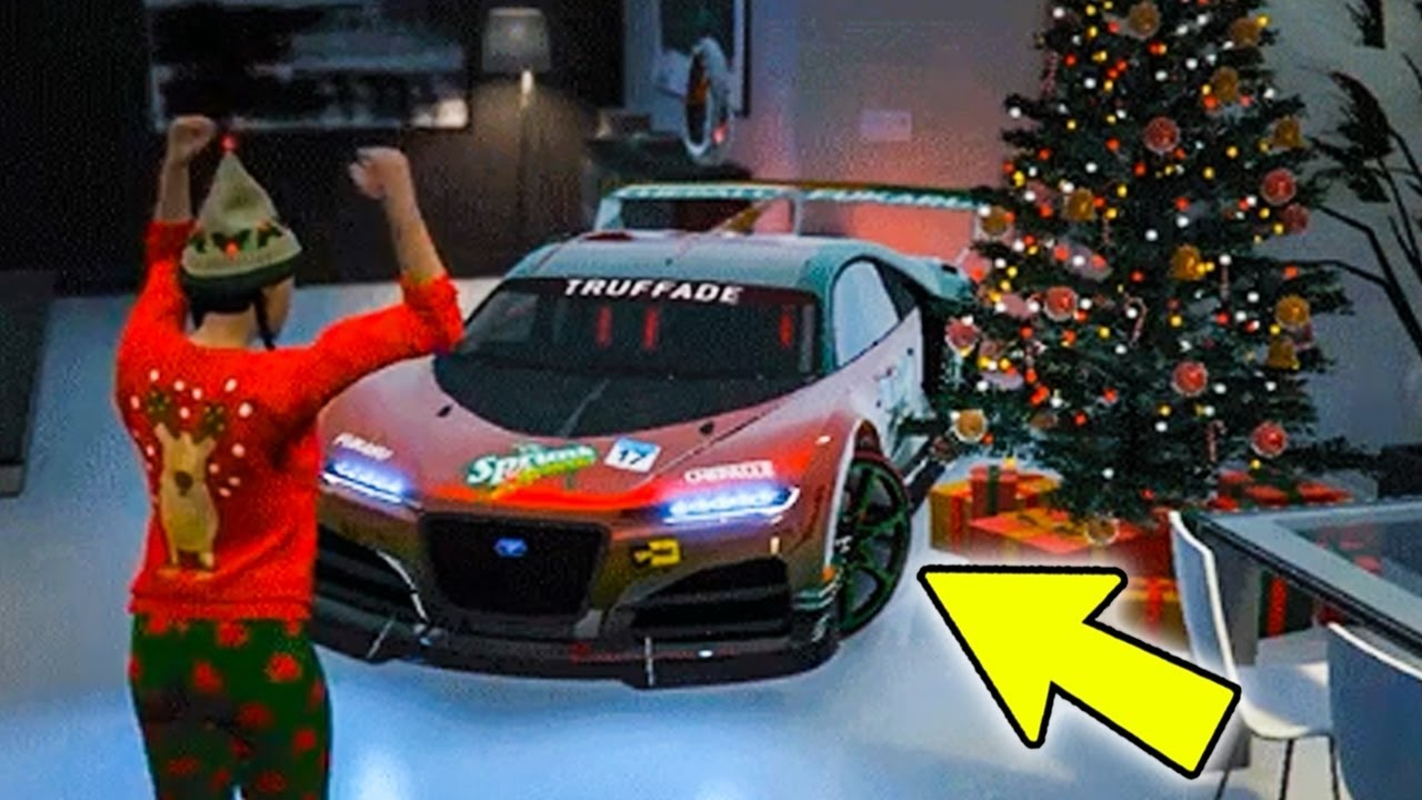 Car racing christmas gifts