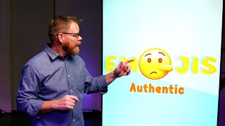 Becoming More Like Christ Through Authenticity - Midweek, Cory Sondrol