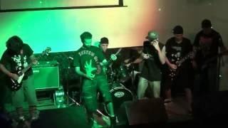 Mega Fire - O Rock (música própria)