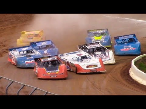 ULMS Super Late Model Heat Two | Port Royal Speedway | 4-28-18