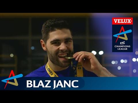 Inside the game: Celje's Blaz Janc | VELUX EHF Champions League