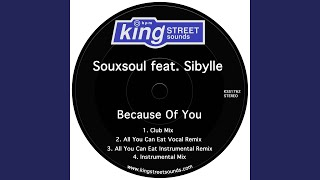 Because Of You (All You Can Eat Vocal Remix)