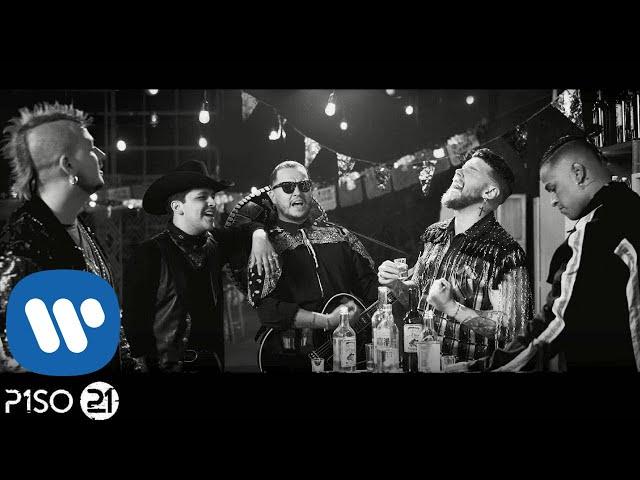 Piso 21 & Christian Nodal - Pa' Olvidarme De Ella (Video Oficial)